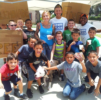 Last Week at Del Haven Community Center