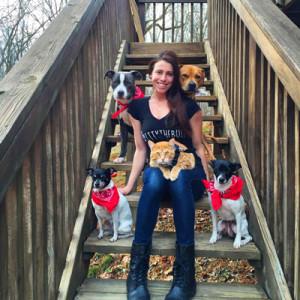 Kasey & Her Pack